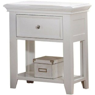 Garnett 1 Drawer Nightstand