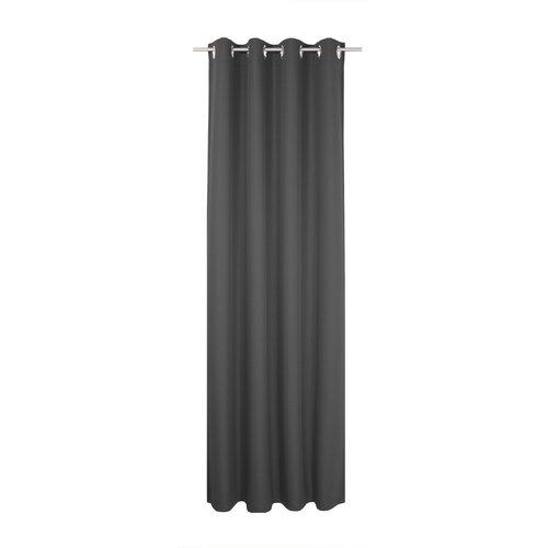 Bolte Eyelet Blackout Thermal Single Curtain Brayden Studio Colour: Berry, Size: 132 W x 175 Dcm