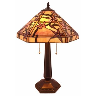 Dereck Art Tiffany 24 Table Lamp