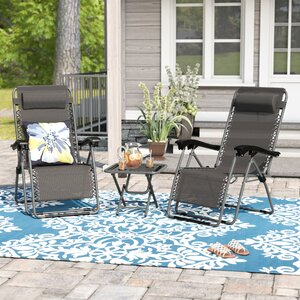 Shumaker 3 Piece Seating Group