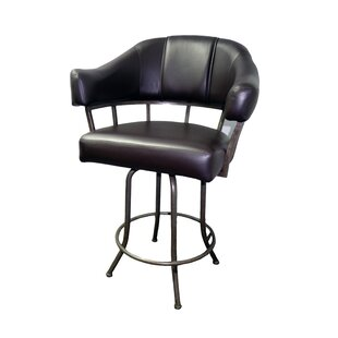 Purchase Uriah 26'' Swivel Bar Stool By Red Barrel Studio