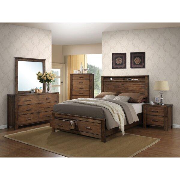 Latitude Run Schlesinger Storage Panel Configurable Bedroom Set & Reviews by Latitude Run