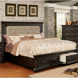 Deonte Upholstered Platform Bed