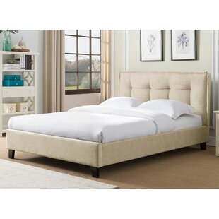 Price comparison Kuntz Upholstered Platform Bed by Ophelia & Co. Reviews (2019) & Buyer's Guide