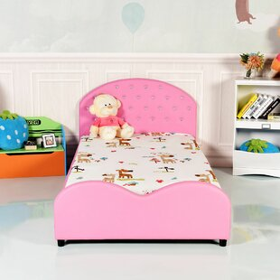 Find Bulwell Kids Twin Platform Bed by Zoomie Kids Reviews (2019) & Buyer's Guide