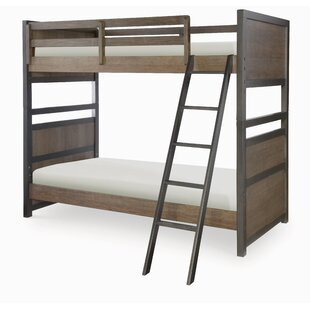 Modern Contemporary Twin Over Queen Bunk Bed Allmodern