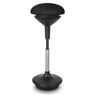 Buy luxury Height Adjustable Office Stool by Symple Stuff