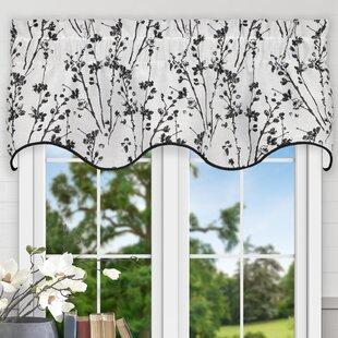 Prairie Floral 50 Curtain Valance by Ellis Curtain