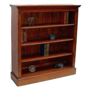 Review Wide 130cm Standard Bookcase