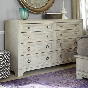 Fredric 8 Drawer Dresser by Darby Home Co