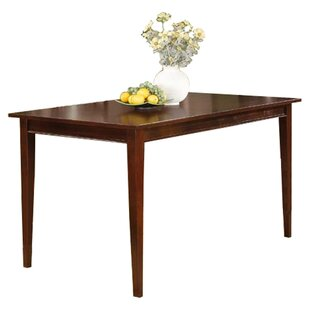 Alcott Hill Boulder Creek Wood Dining Table