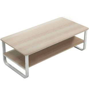 AvaMarrie Sled Coffee Table With Storage