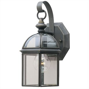 Comparison Exterior 1 Light Wall Lantern By Westinghouse Lighting