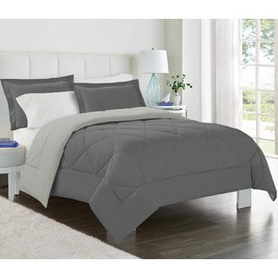 Quintal 3 Piece Reversible Comforter Set