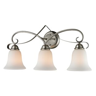 Fleur De Lis Living Malinda 3-Light Vanity Light