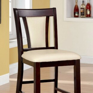 Broxburne 25.75 Bar Stool (Set of 2) World Menagerie