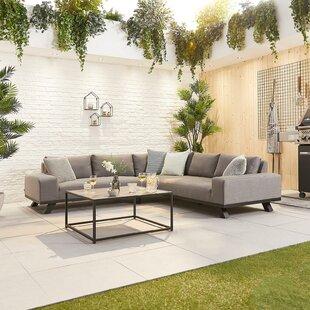Retherford 6 Seater Corner Sofa Set Image
