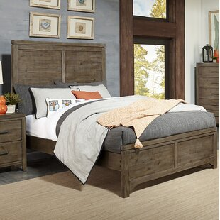 Saucedo Queen Storage Panel Bed