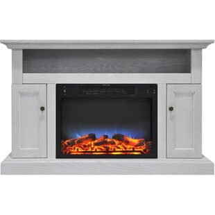 Broncho TV Stand for TVs up to 50 with Fireplace