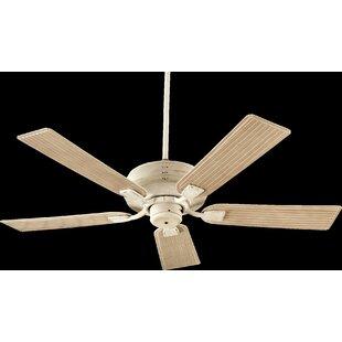 Online Reviews 52 Marsden 5-Blade Patio Ceiling Fan By Quorum