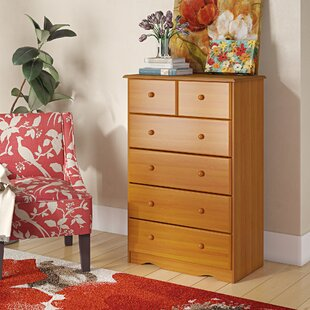 West Bridgewater 6 Drawer Chest