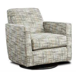 Wrought Studio Canady Swivel Armchair