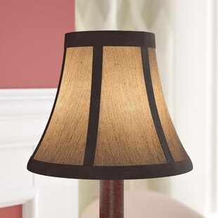 Comparison 6 Fabric Bell Lamp Shade By Red Barrel Studio