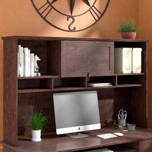 Fralick 4 Piece Desk Office Suite by DarHome Co