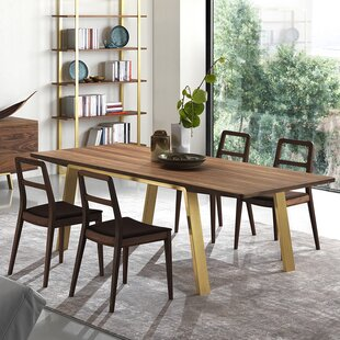 Arco Dining Table Bellini Modern Living