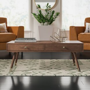 Levinson Coffee Table by Mercury Row