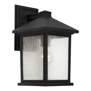 Jaydon Outdoor Wall Lantern by Charlton Home