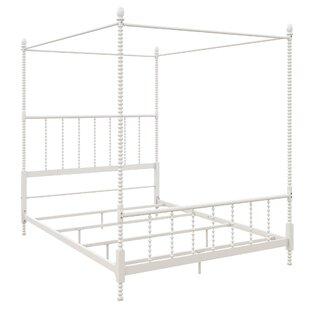 Baker Metal Canopy Bed