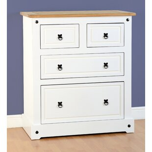 4 Drawer Chest By Andover Mills