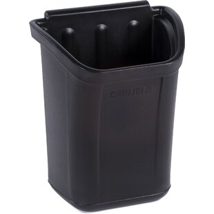 Bussing Cart 7 Gallon Curbside Trash & Recycling Bin By Carlisle Food Service Products