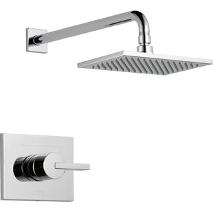 Delta Vero Monitor 14 Series Volume Shower Faucet Trim Lever Handles with Monitor