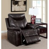 Eder Glider Manual Recliner by Darby Home Co