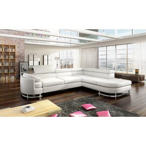 Ecksofa Beauvais mit Bettfunktion von Home & Ha..