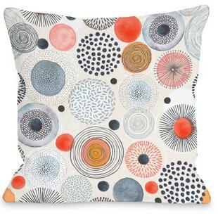 Raheem Square Pillow Cover & Insert