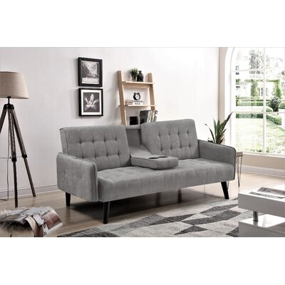 Grey Sofa Beds You Ll Love In 2019 Wayfair