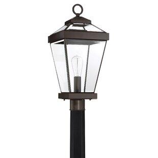 Lauren 1-Light Lantern Head by Gracie Oaks