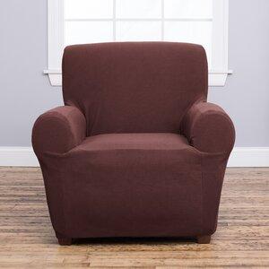 Cambria Box Cushion Armchair Slipcover