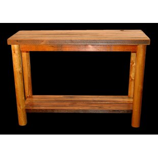 Loon Peak Jorgensen Console Table with Ro..