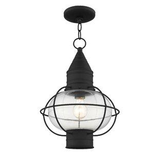 Comparison Wildwood Outdoor 1-Light Lantern Head By Breakwater Bay
