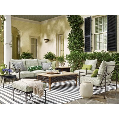 Briarwood Metal Side Table by Woodard Today Only Sale