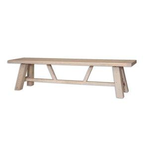 Sitzbank Thibodeau aus Holz von Sommerallee