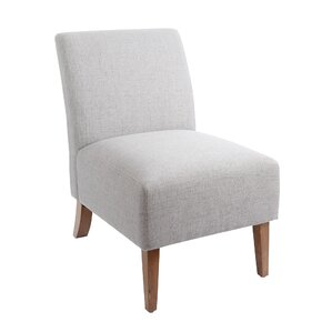 Parkerson Slipper Chair by Varick Gallery