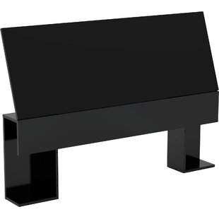 Bowlin Panel Headboard with Storage by Isabelle amp Max