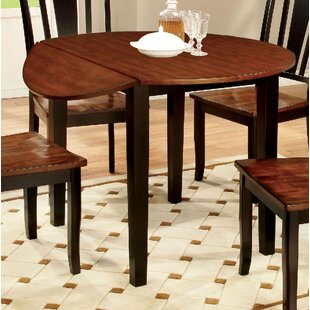 Alcott Hill Balfor Drop Leaf Dining Table
