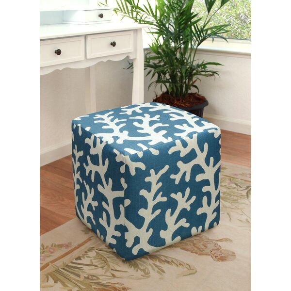 Pleasant Coral Ottoman Wayfair Beatyapartments Chair Design Images Beatyapartmentscom