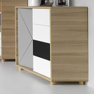 Galina 1 Door 4 Drawer Combi Chest By Brayden Studio